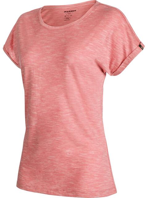 Mammut Togira - T-shirt manches courtes Femme - rouge